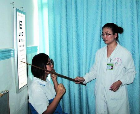儿童散瞳治疗近视