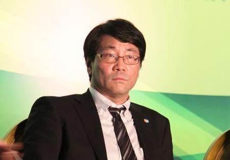首席健康营养科学家--刘新旗